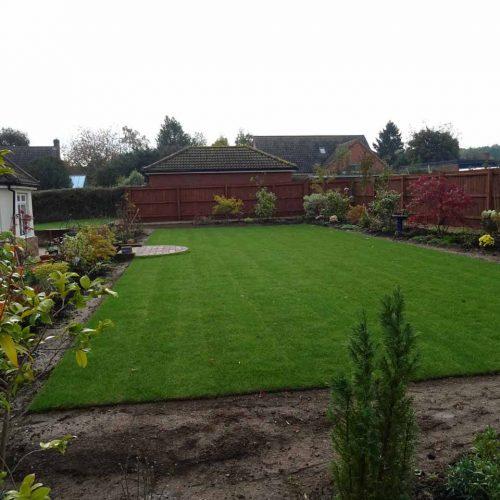 Garden Landscaping 1