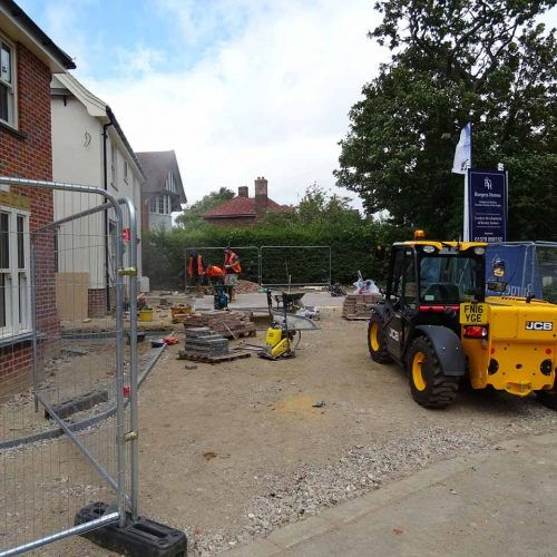 Commercial Groundworks 9