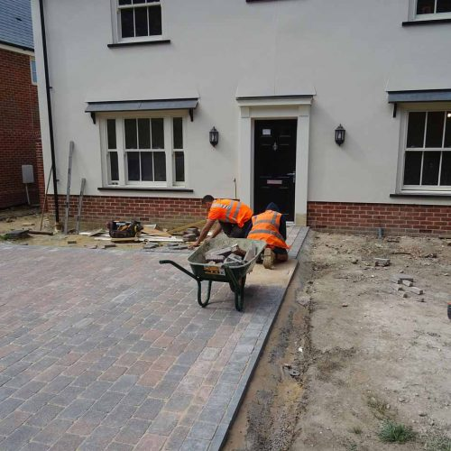 Commercial Groundworks 8