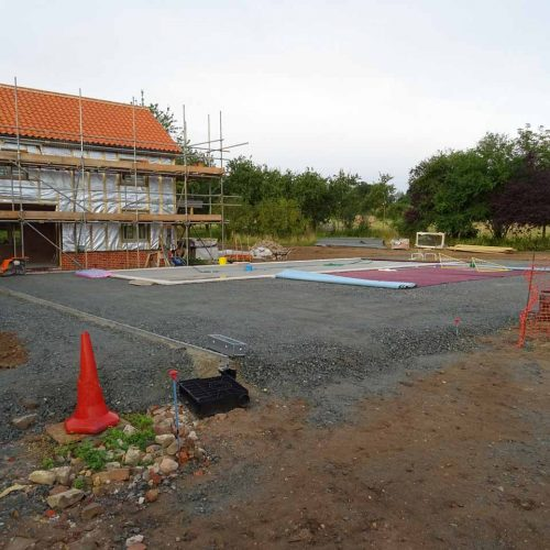 Commercial Groundworks 5