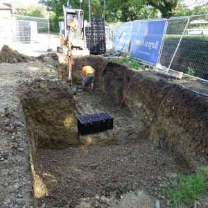 Commercial Groundworks