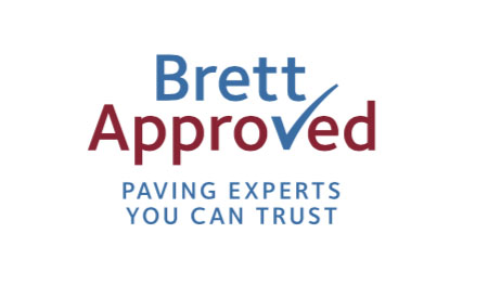 Brett Approved | Paving Experts you can Trust