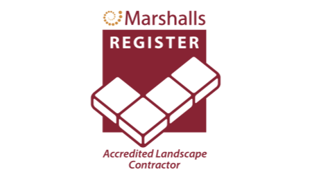 Marshalls Register | Accredited Landscape Contractor