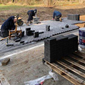 Commercial Brickweave