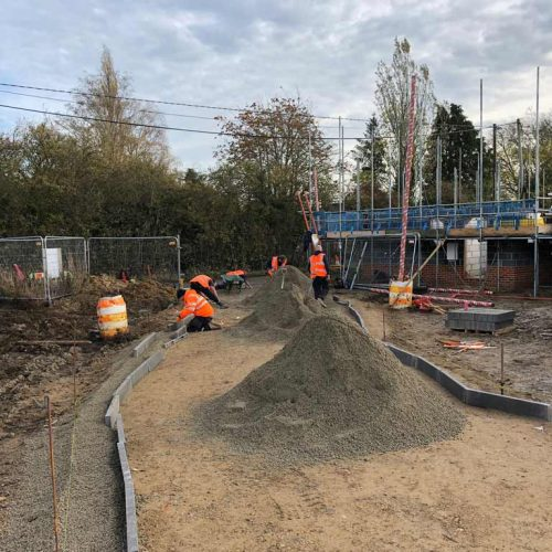 Commercial Groundworks 18