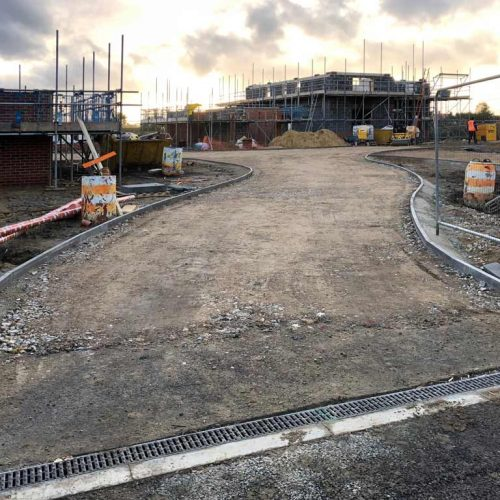 Commercial Groundworks 19